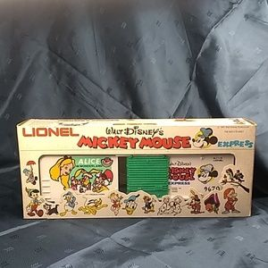 1978 Lionel Disney MME Alice in Wonderland Box Car